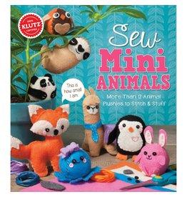 Klutz Klutz Sew Mini Animals