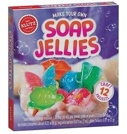 Klutz MAKE YOUR OWN SOAP JELLIES (M) (available Feb 2019)