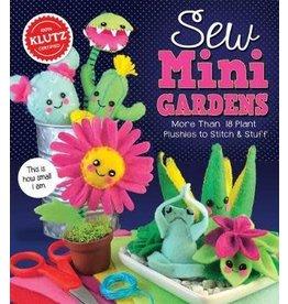 Klutz Klutz Sew Mini Gardens