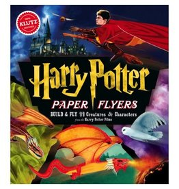 Klutz Klutz Harry Potter Paper Flyers