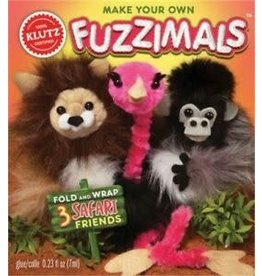 Klutz Klutz Make Your Own Fuzzimals