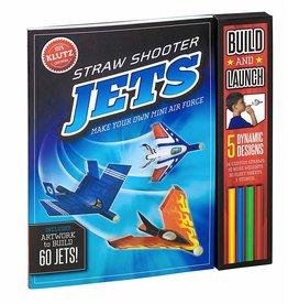 Klutz Straw Shooter Jets