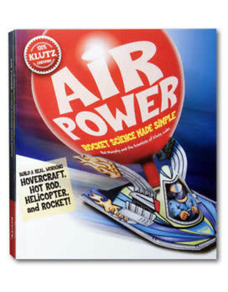 Klutz Klutz Air Power Rocket Science