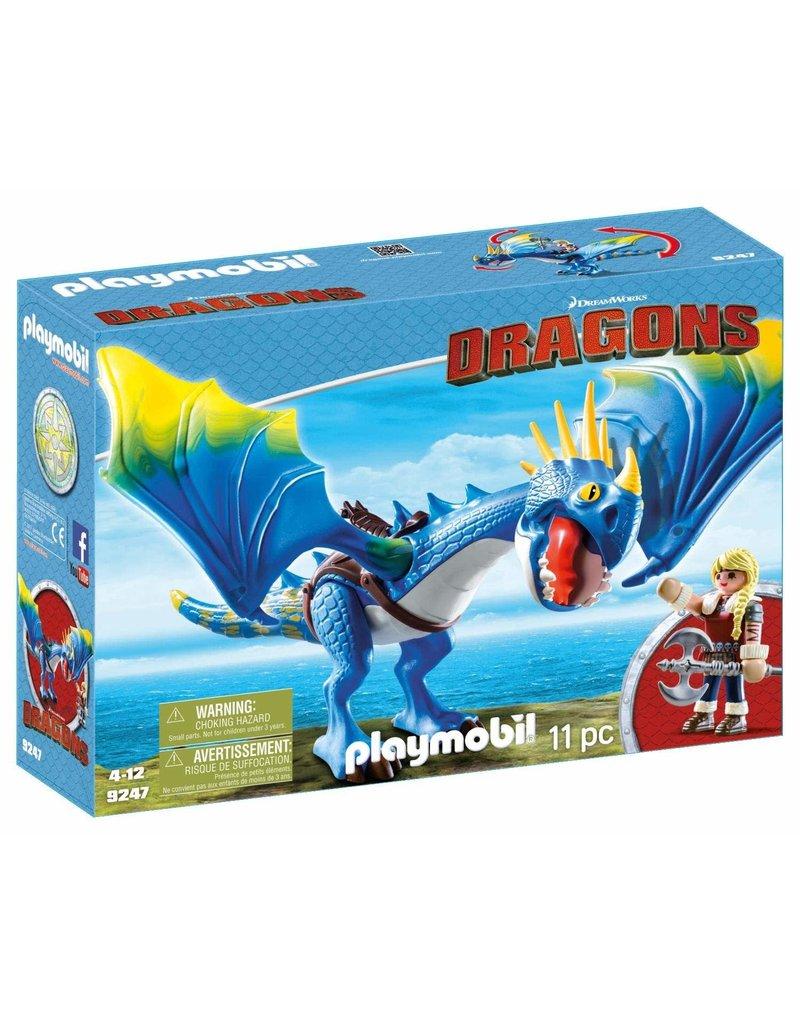 Playmobil Playmobil Astrid & Stormfly