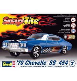 Revell Snap Tite ' 70 Chevelle SS 454