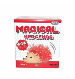 Uncle Bubble Magical Hedgehog