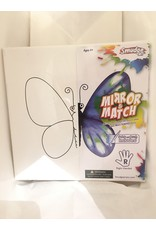 Smudge Art Craft Kit Smudge Art - Butterfly - Right Handed