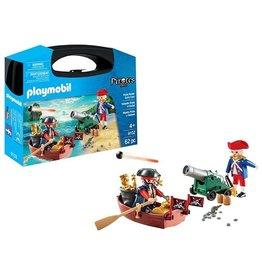 Playmobil Playmobil - Pirate Raider Carry Case