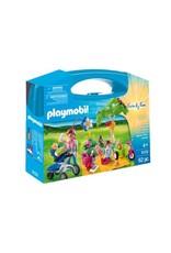Plamobil Playmobil - Family Picnic Carry Case