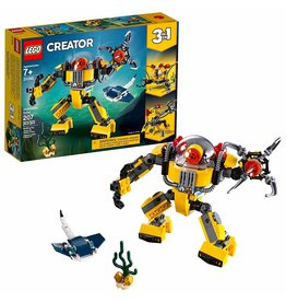 LEGO LEGO Underwater Robot