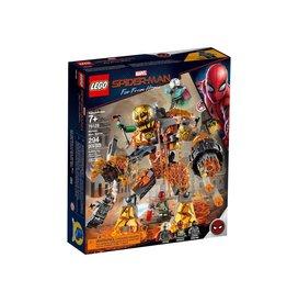 LEGO LEGO Spiderman Molten Man Battle