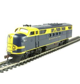 Bachmann HO Scale Locomotive - Santa Fe, EMD FT-A unit