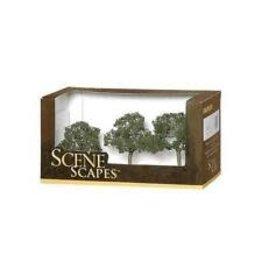 """Bachmann Hobby Bachmann Scene Scapes - Walnut Trees (2.5-3.5"""")"""