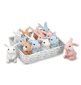 Melissa & Doug Plush Baby Bunny Hops - Pink