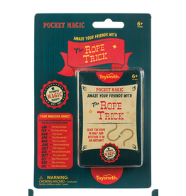 Toysmith Pocket Magic - Rope Trick