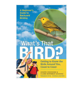 Storey Books Book - What's That Bird?