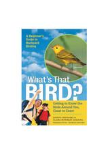 Storey Books Book - What's That Bird?