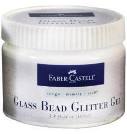 Faber-Castell Art Supplies - Glass Bead Glitter Gel