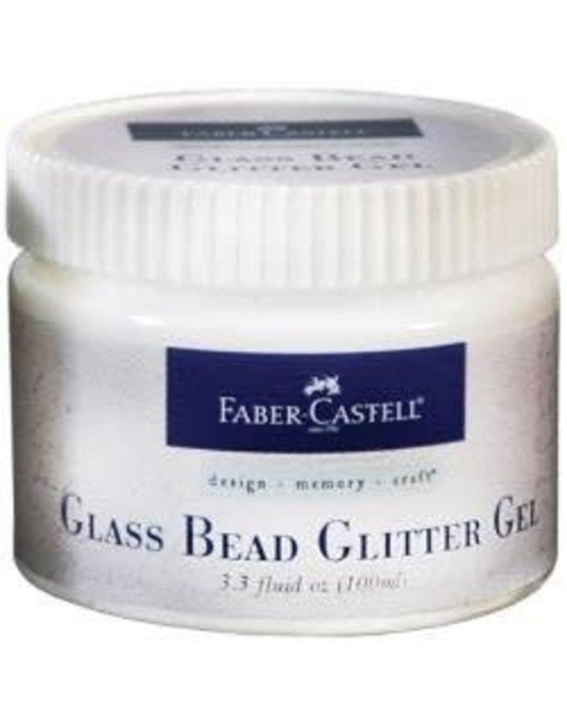 Faber-Castel Glass Bead Glitter Gel