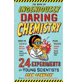Workman Publishing Co Book - Ingeniously Daring Chemistry
