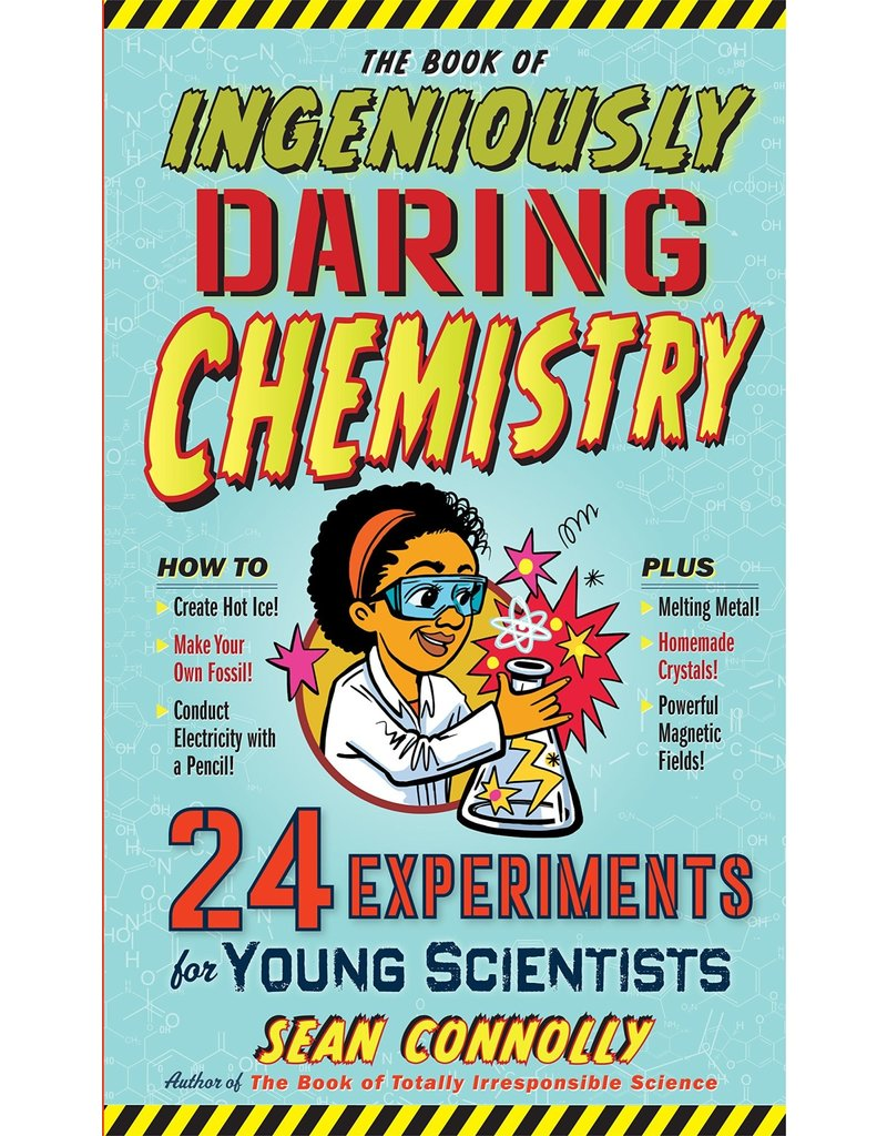 Workman Publishing Co Book - Ingeniously Daring Chemistry