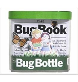 Workman Publishing Co Bug Book & Bug Bottle
