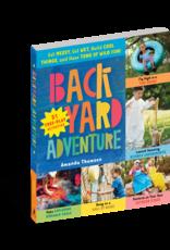 Workman Publishing Co Book - Backyard Adventure