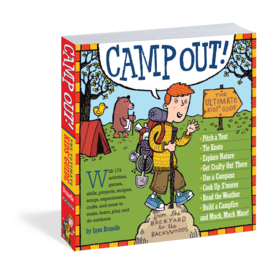 Workman Publishing Co Camp Out! - Book