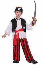 Forum Novelties Costume - Pirate - Child's Large
