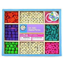 Bead Bazaar Bead Set - Bazaar 64 ABC