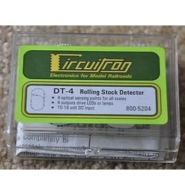 Circuitron Circuitron Rolling Stock Detector DT-4
