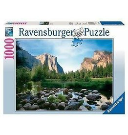 Ravensburger Ravensburger Puzzle - Yosemite Valley - 1500 Piece
