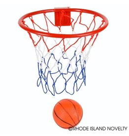 Rhode Island Novelty Over the Door Basketball Set