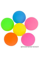 Rhode Island Novelty Bouncy Ball - Solid Color (Assorted)