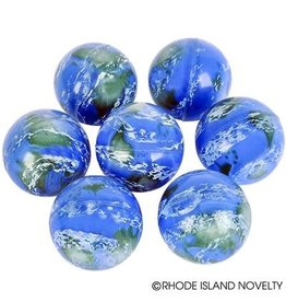 "Rhode Island Novelty Bouncy Ball - 2"" Earth"