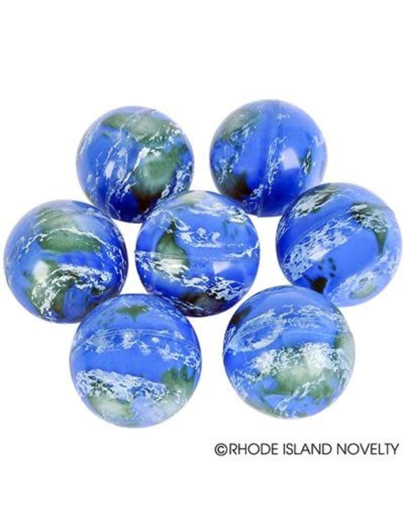 "Rhode Island Novelty Bouncy Ball - 2"" Earth"