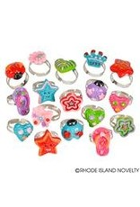 The toy network Novelty Ring (Assorted)