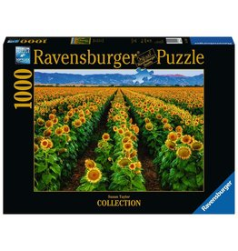 Ravensburger Ravensburger Puzzle -  Fields of Gold - 1000 Piece