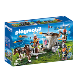 Playmobil Playmobil Knights Horse-Drawn Ballista