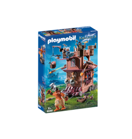 Playmobil Playmobil Knights Mobile Dwarf Fortress