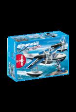 Playmobil Playmobil Action Police Seaplane
