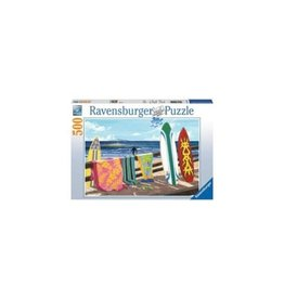 Ravensburger Ravensburger Puzzle - Hang Loose - 500 Piece
