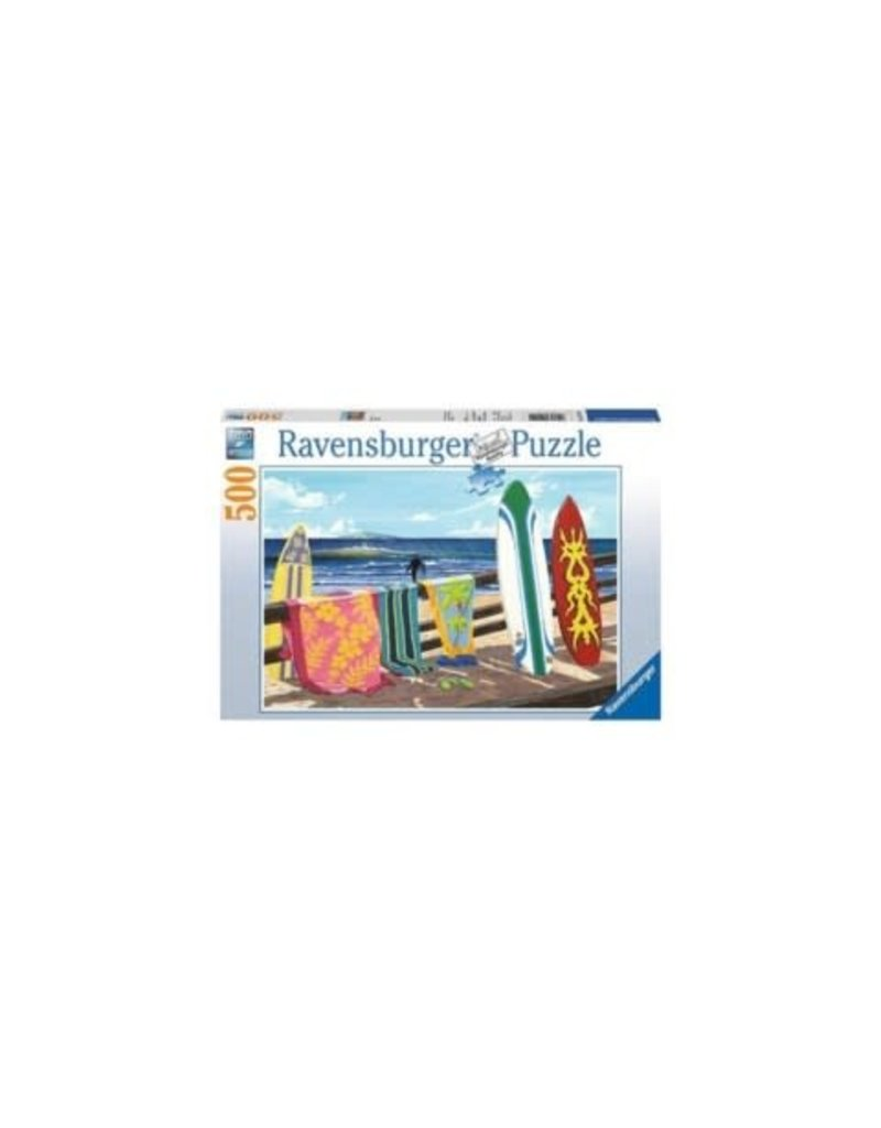 Ravensburger Ravensburger Hang Loose Puzzle (500)