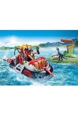 Playmobil Playmobil Dino Hovercraft with Underwater Motor