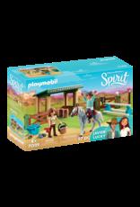 Playmobil Playmobil Riding Arena with Lucky & Javier