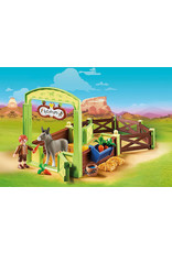 Playmobil Playmobil Snips & Senor Carrots with Horse Stall