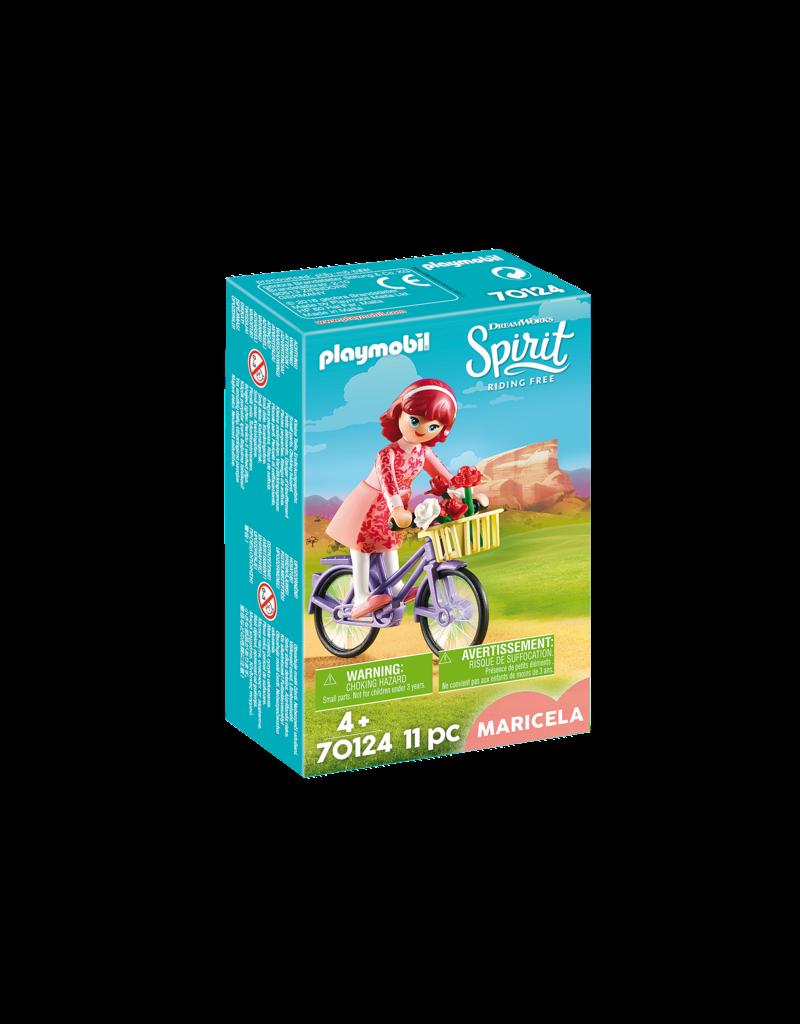 Playmobil Playmobil Maricela with Bicycle