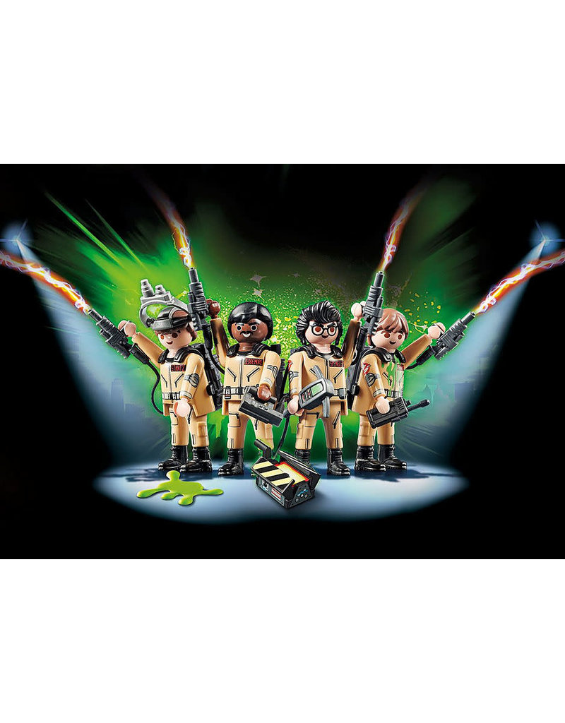 Playmobil Playmobil Ghostbusters Collector's Set Ghostbusters