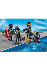 Playmobil Playmobil Tactical Unit Team