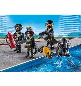 Playmobil Playmobil Tactical Unit Team